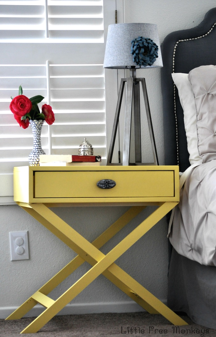 DIY X Base Accent Table Plans - Rogue Engineer 2