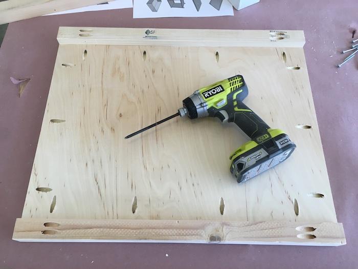 Simpson DIY Nightstand Plans - 3