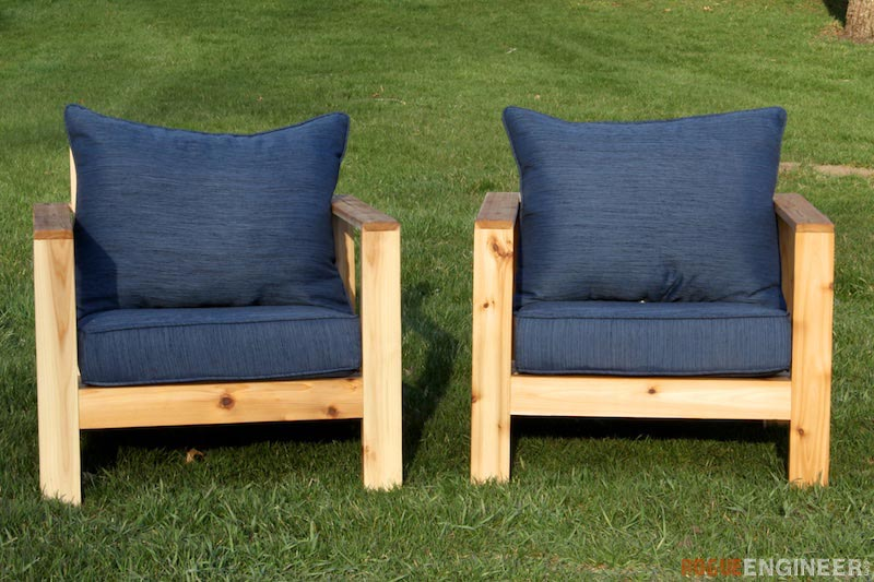 Diy Patio Cushion Storage