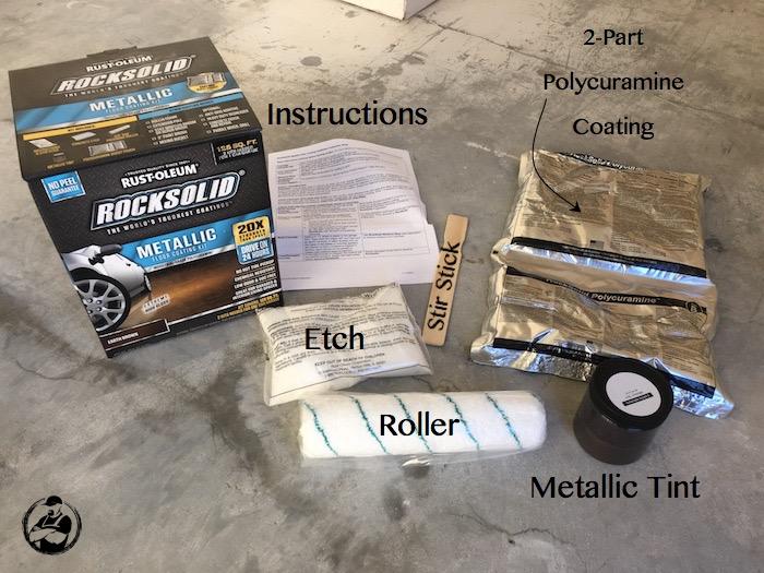 Rocksolid Garage Floor Coating 187 Rogue Engineer