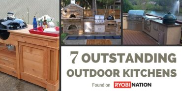 7 OUTSTANDING OUTDOOR KITCHENS feature