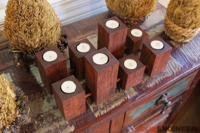 Boxwood Candle 1