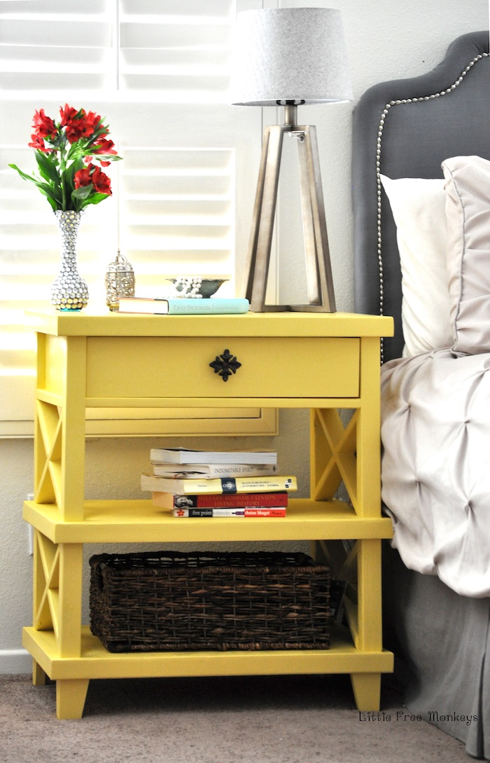 DIY Clara Lattice Bedside Table Plans - Rogue Engineer 1