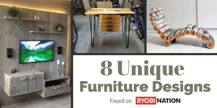 We Love To Design Cool New Furniture, So When I Need Some Inspiration I  Check Out Ryobi Nation. There Are Tons Of Really Cool DIY Projects Posted  By Some ...