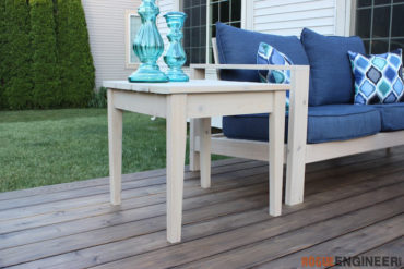 Outdoor side table (2)