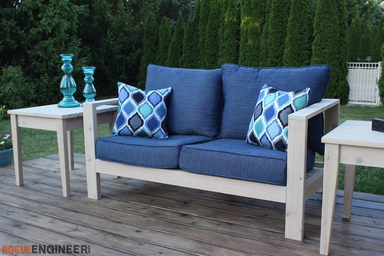 Outdoor Loveseat 187 Rogue Engineer