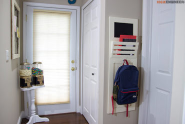 DIY Wall Locker Plans - Rogue Engineer