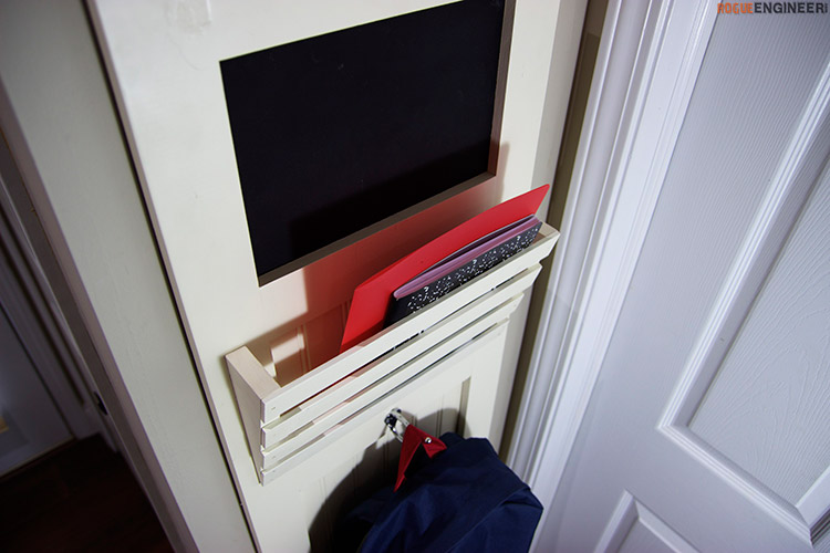 DIY Wall Locker Plans - Rogue Engineer 4