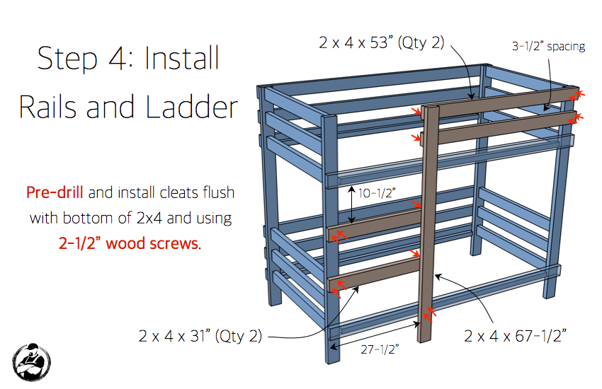 simple-diy-2x4-bunk-bed-plans-step-4