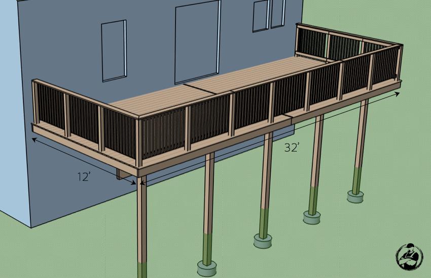 diy-attached-deck-plans-dimensions