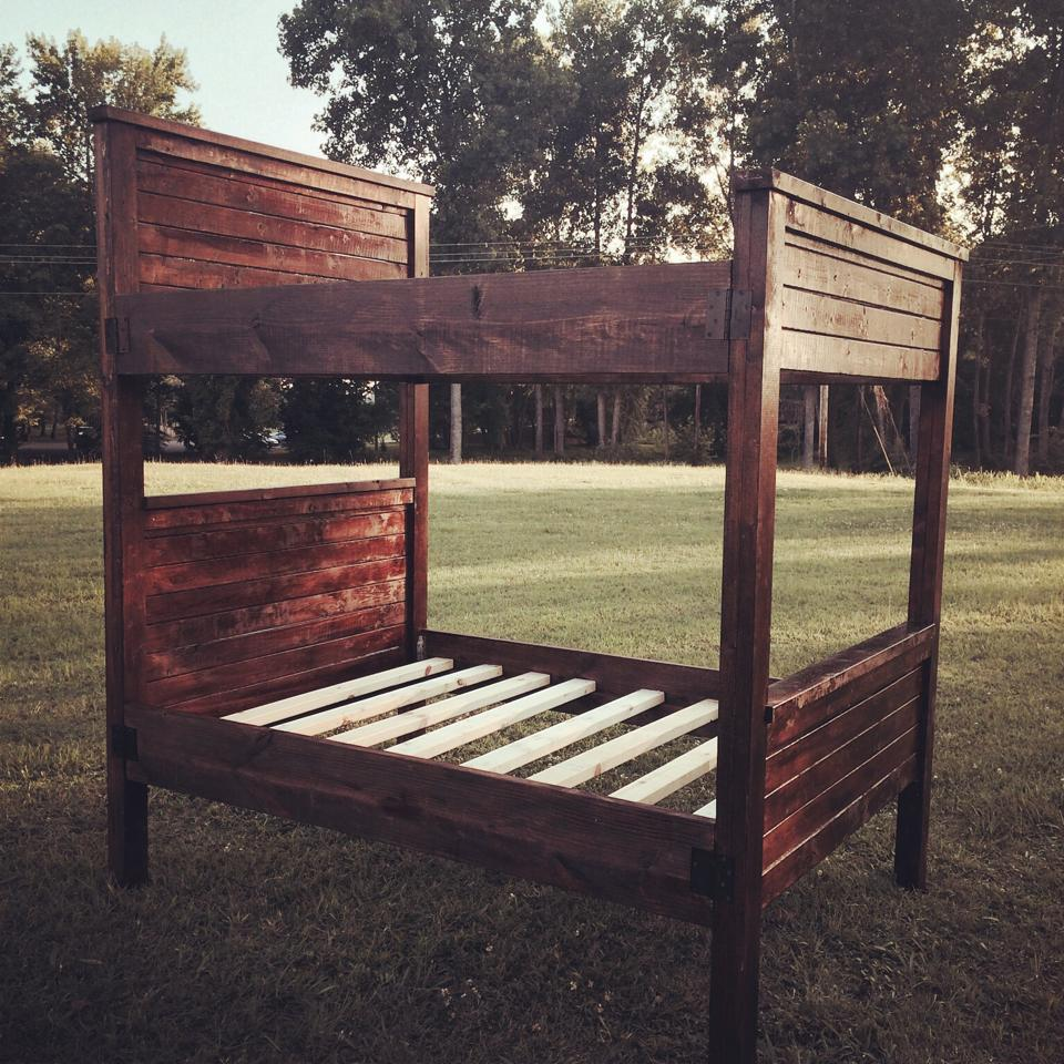 Rustic Country Bunk Bed 187 Rogue Engineer