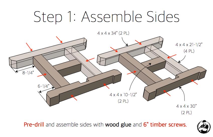 diy-h-leg-dining-table-plans-step-1