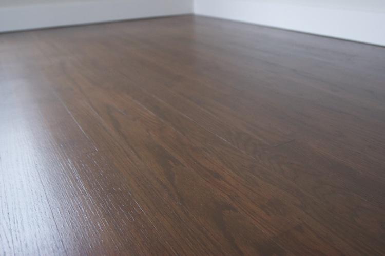Refinishing A Wood Floor Rogue Engineer