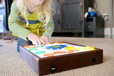 Rogue Engineer - DIY Battery Powered Light Box Plans 7