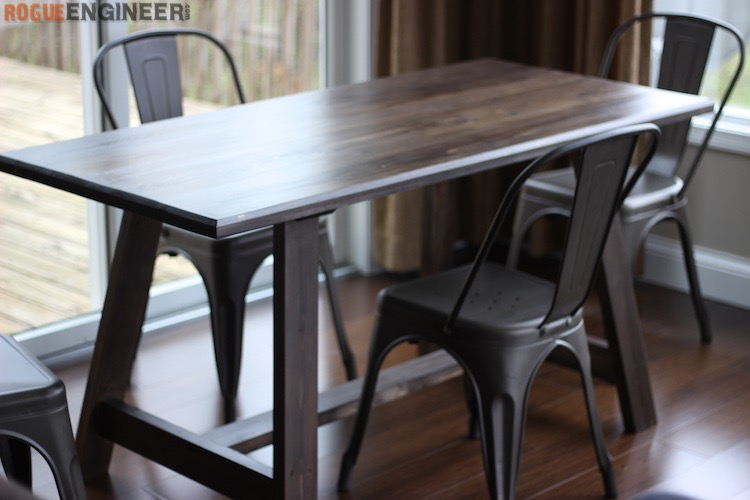 Double Angle Dining Table 187 Rogue Engineer