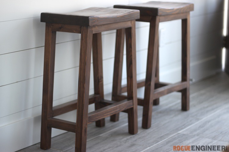 Counter Height Bar Stool 187 Rogue Engineer