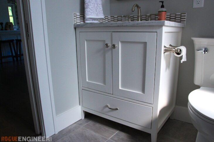 30in Bathroom Vanity 187 Rogue Engineer