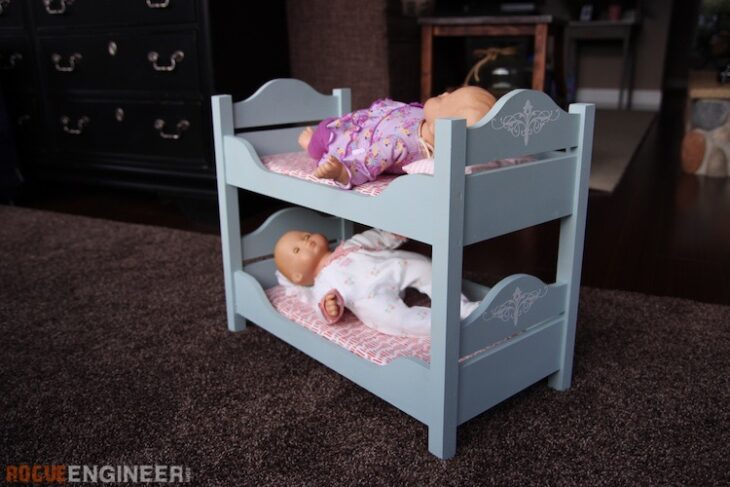 18in Doll Bunk Beds