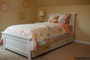 Bedroom Furniture Free Easy Diy Plans Rogue Engineer