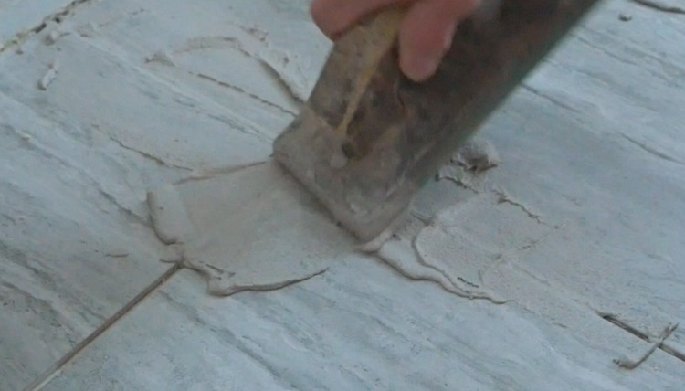 DIY Heated Tile Floor Tutorial 10