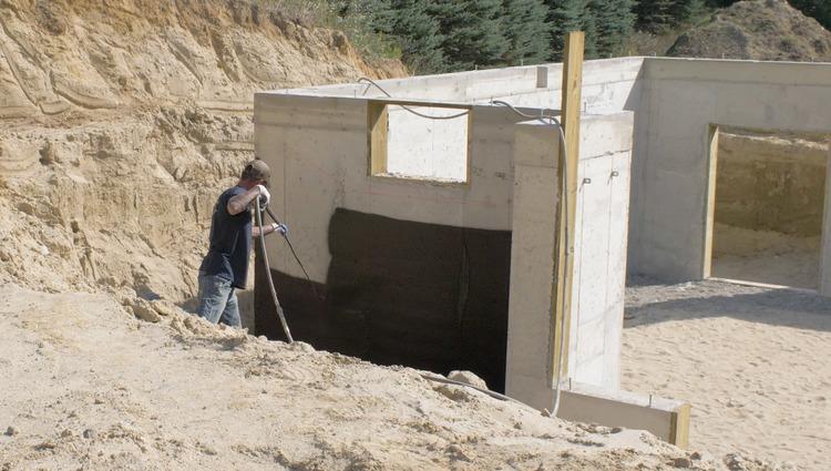 Dream House Build EP 1 Waterproofing