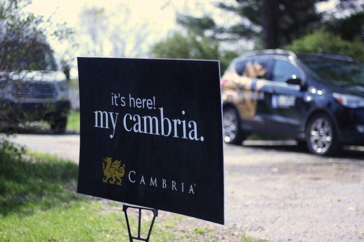Cambria Countertop 4