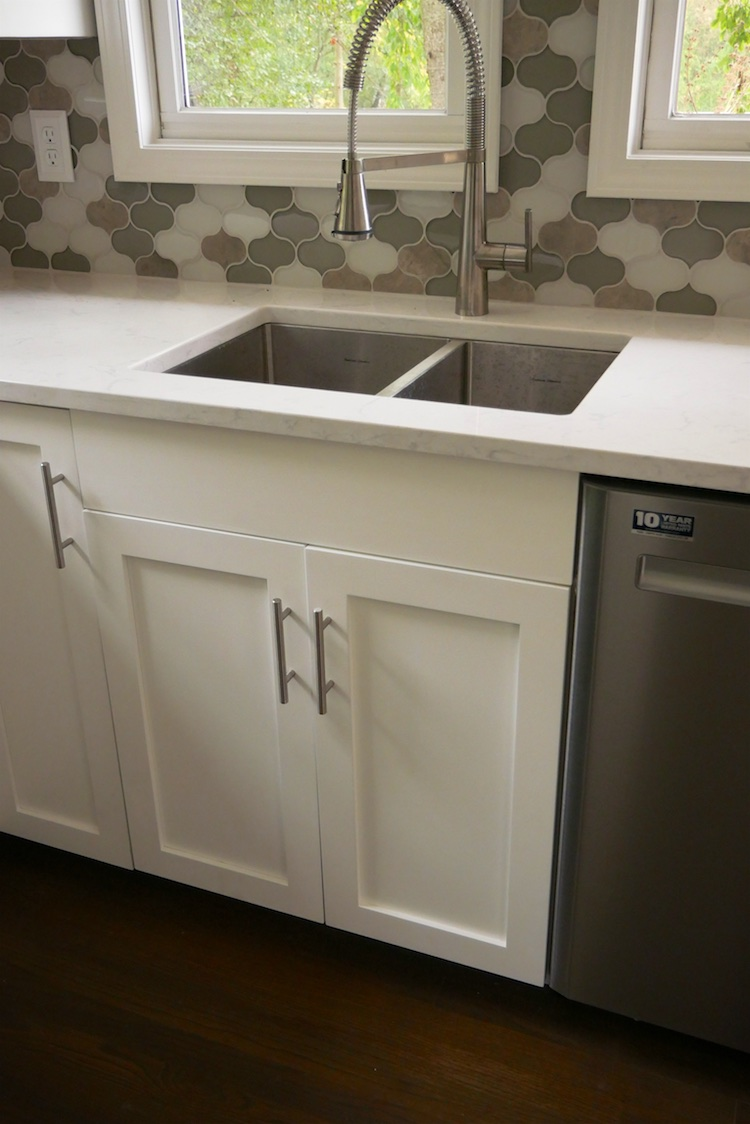 DIY 27in Sink Base Cabinet Carcass Rogue Engineer 1
