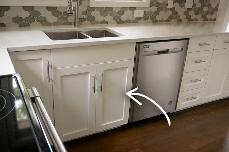 Frameless Kitchen Cabinets Diy