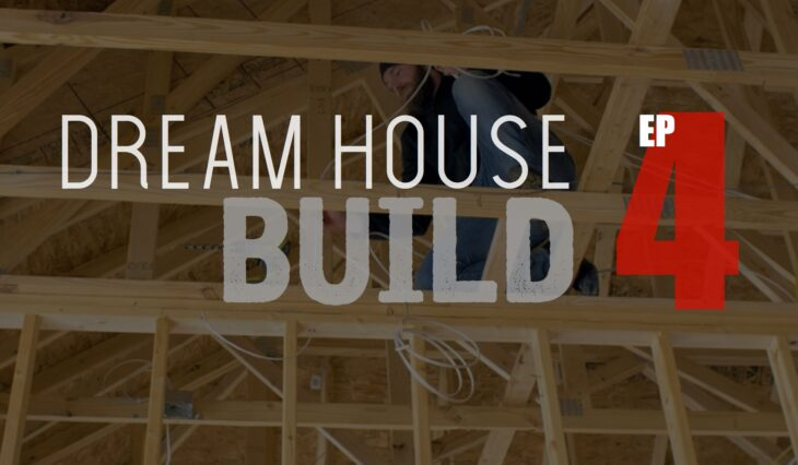 Enjoyable Dream House Build Ep 4 Wiring Hvac And Retaining Walls Rogue Wiring Cloud Cosmuggs Outletorg