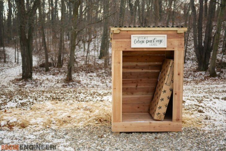 DIY Large Mail Shelter Rogue Engineer 1 1