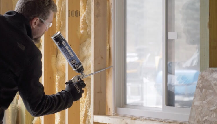 Insulating with Spray Foam Rogue Engineer 14