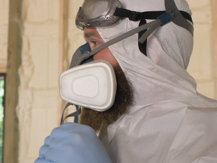 Insulating with Spray Foam Rogue Engineer 7