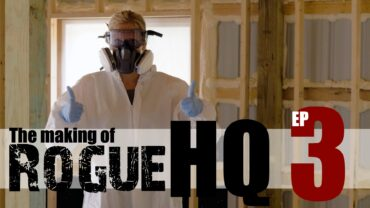 Rogue HQ EP3 – Spray Foam Insulation