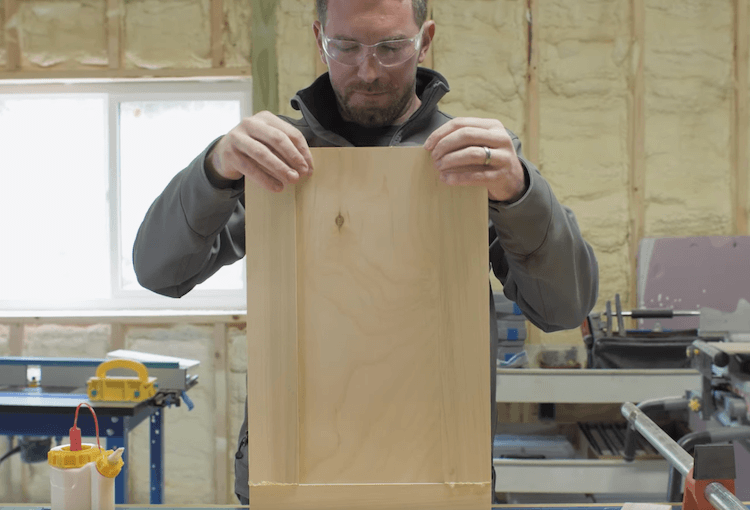 How to make drawer fronts with a Router Table 21