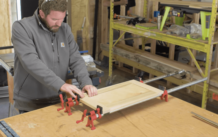 How to make drawer fronts with a Router Table 22