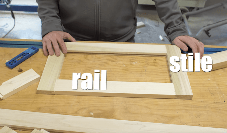How to make drawer fronts with a Router Table 8