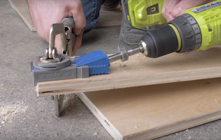 Making a Built In Mudroom Bench 1
