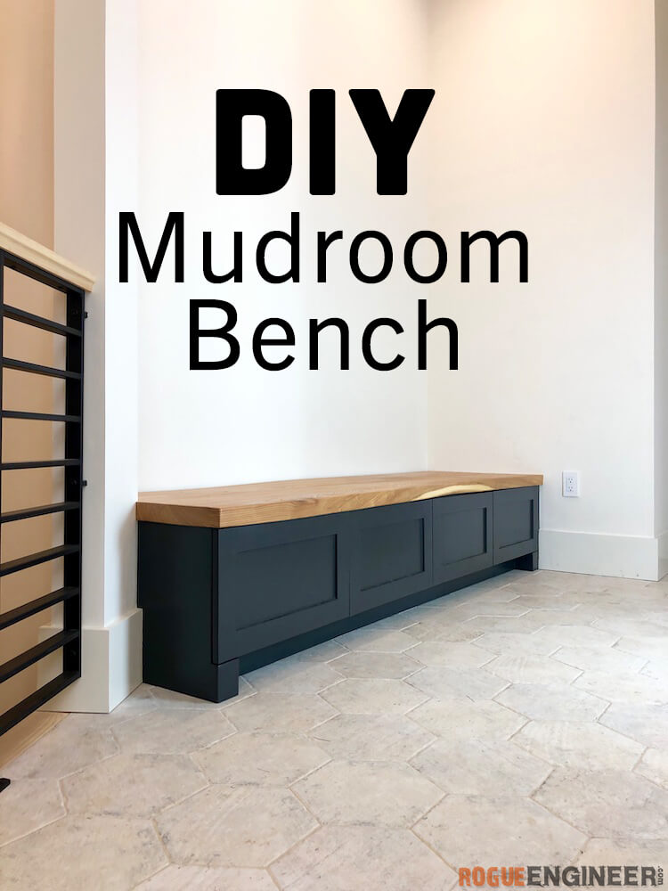mudroom bench 4