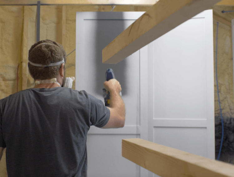 How to Build Mudroom Lockers 14
