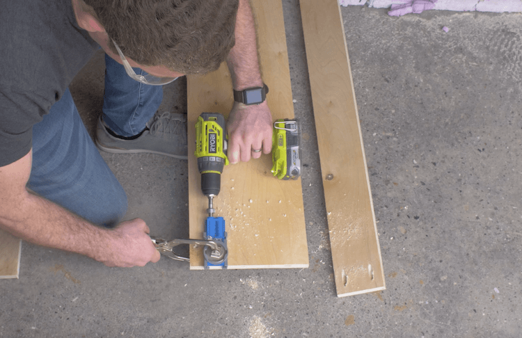 How to Build Mudroom Lockers 3