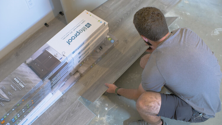 How To Install Vinyl Plank Flooring 187 Rogue Engineer