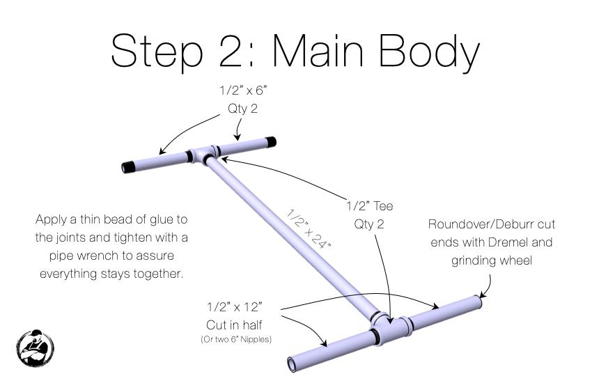 DIY Hoveboard Go Kart Attachment Step 2