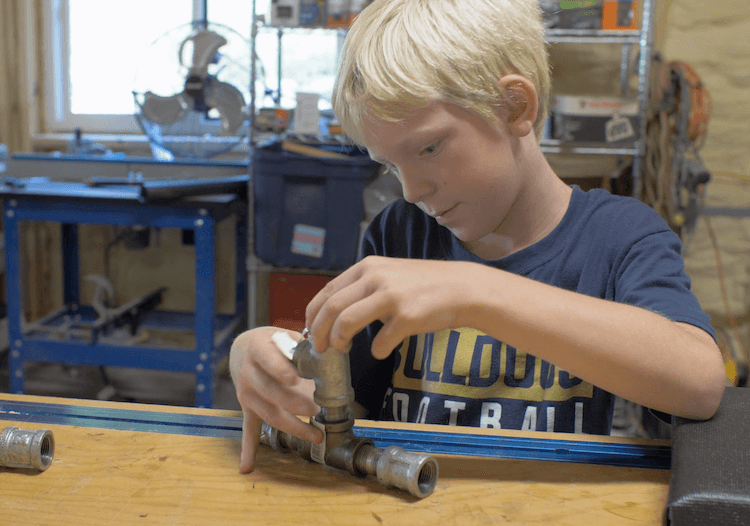 DIY Hoverboard Go Kart Attachement 5