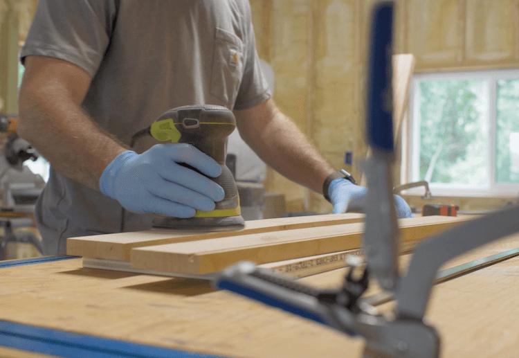 DIY Simple Shelf Display Ledge Plans Rogue Engineer 6