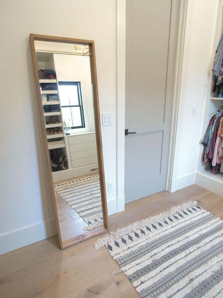 DIY Full Length Mirror Tutorial Rogue Engineer 2