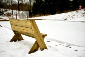 howto make a garden bench plans