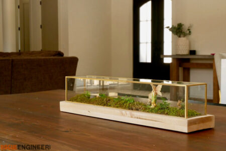 DIY Terrarium Tutorial Rogue Engineer 4