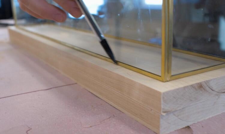 DIY Terrarium Tutorial Step 3