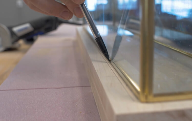 DIY Terrarium Tutorial Step 6