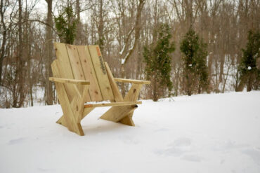 DIY Easy Modern Adirondack Chair Plans Rogue Engineer 1